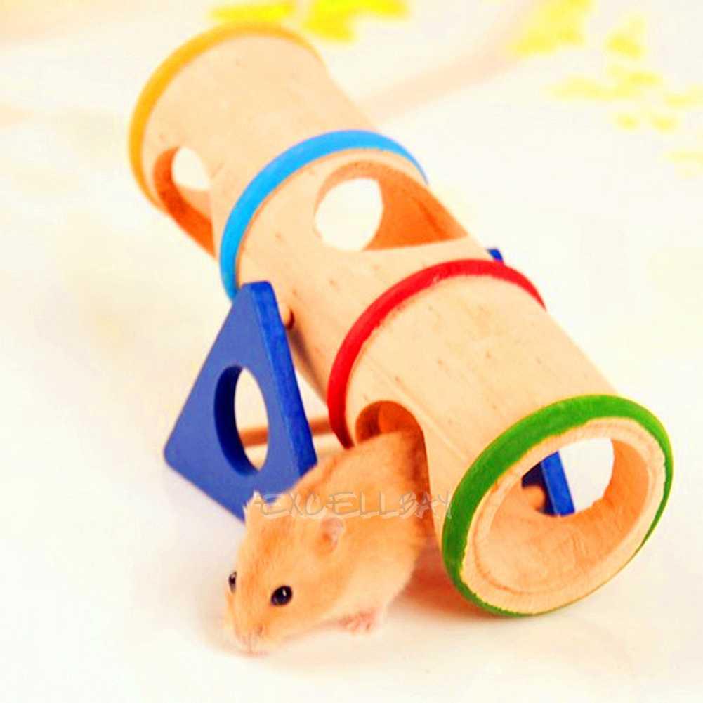 Как сделать игрушки для хомяка своими руками в домашних условиях 81