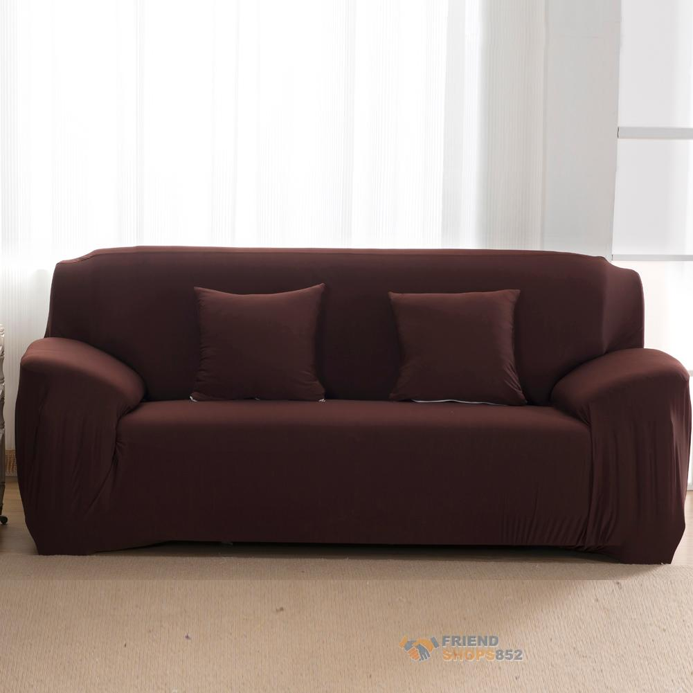 Comfortable stretch slipcover chair love seat sofa futon Loveseat futon cover