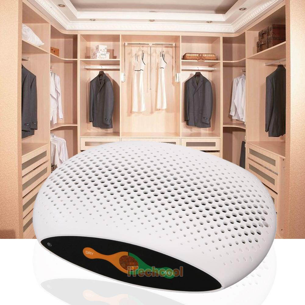 dehumidifier home bedroom wardrobe closet moisture air dehumidifier