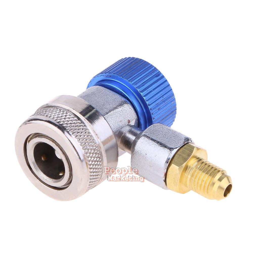 Low Voltage Quick Disconnect : Ac r a air conditioning adjustable quick connector high