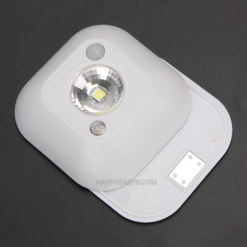 Wireless Motion Activated Sensor LED Light Indoor Outdoor Emergency Wall Lamp