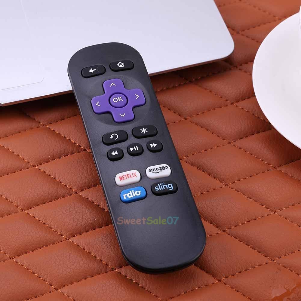 New Replacement Remote For Roku 1 2 3 4 Lt Hd Xd Xs