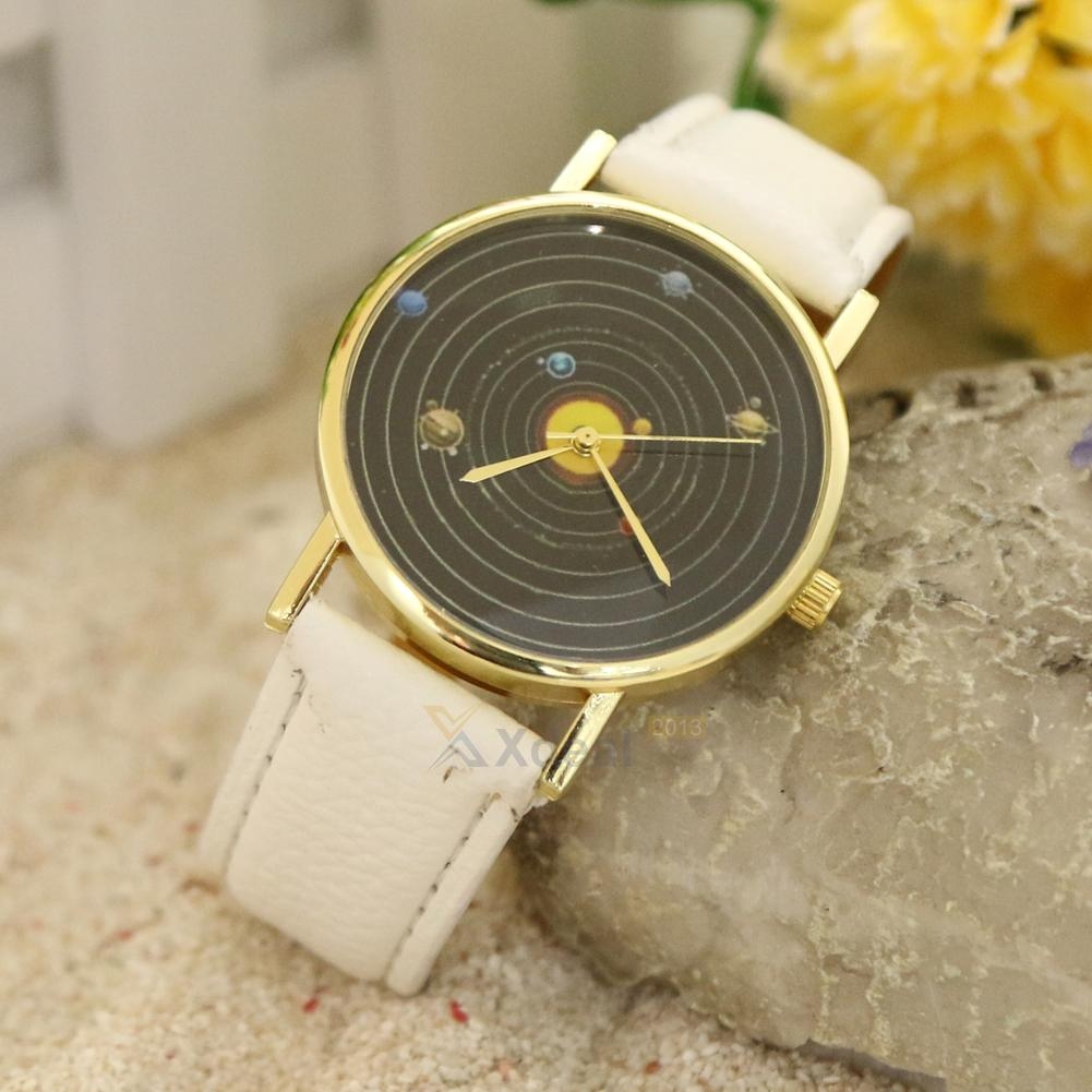 planets rotating wrist watch - photo #27
