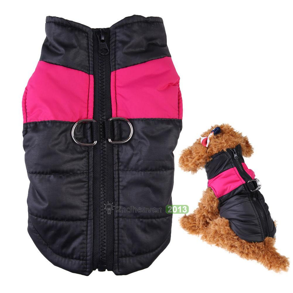 Comfortable Small Medium Large Big Pet Dog Clothes Winter ...