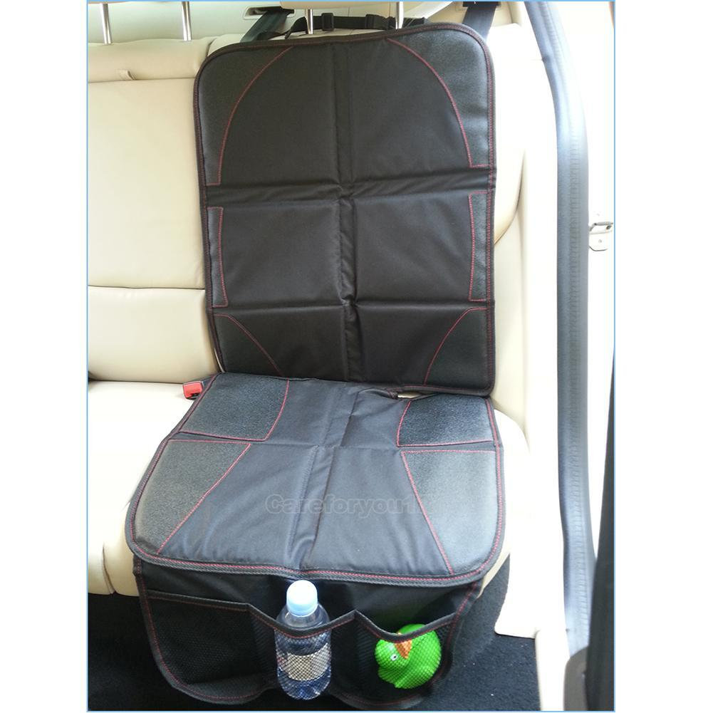 waterproof car seat protector pu leather mat children baby anti slip seat cover ebay. Black Bedroom Furniture Sets. Home Design Ideas