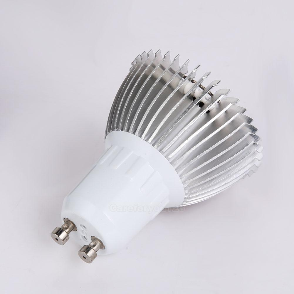 18w led grow ampoule de la lampe pour plante fleur hydroponique ebay. Black Bedroom Furniture Sets. Home Design Ideas